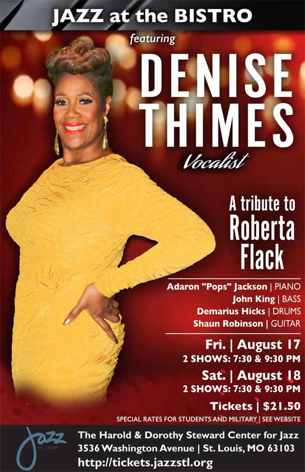 A Tribute to Roberta Flack